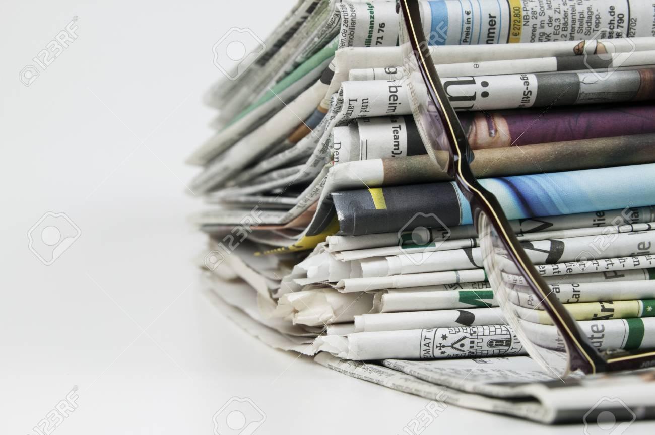 newspaper Stock Photo - 10054027