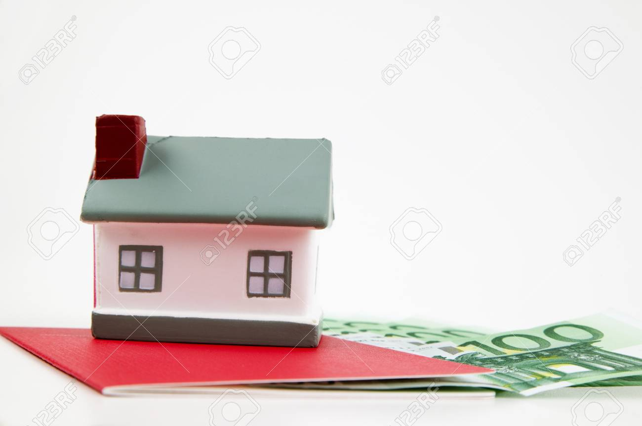 mortgaging Stock Photo - 11216359