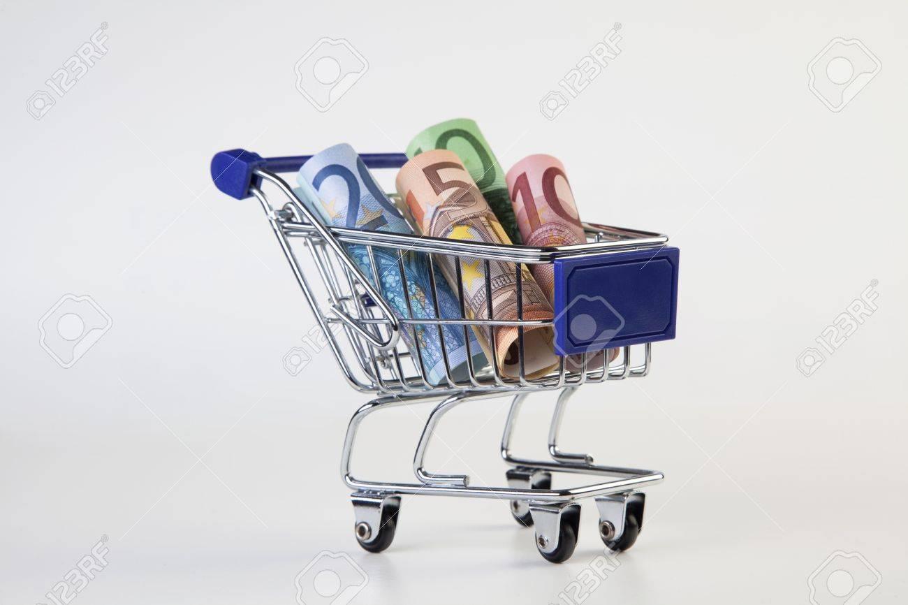 shopping cart - 15042979