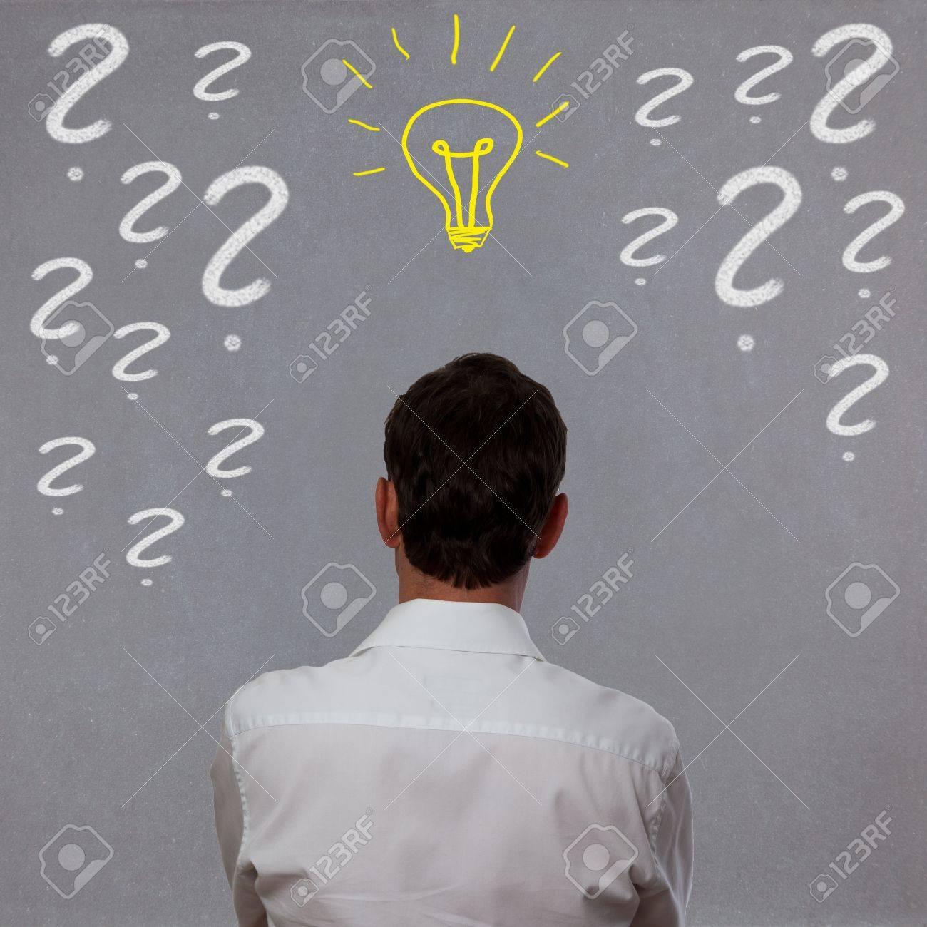idea of business man - 15153533