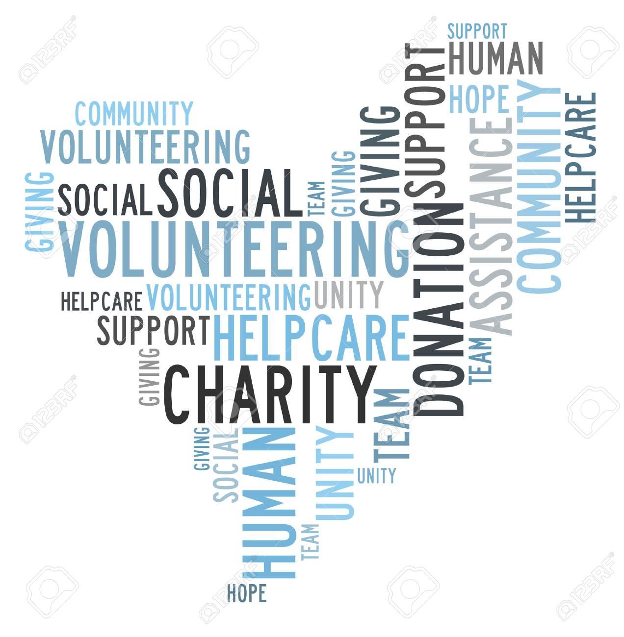 Charity word cloud - 26457178