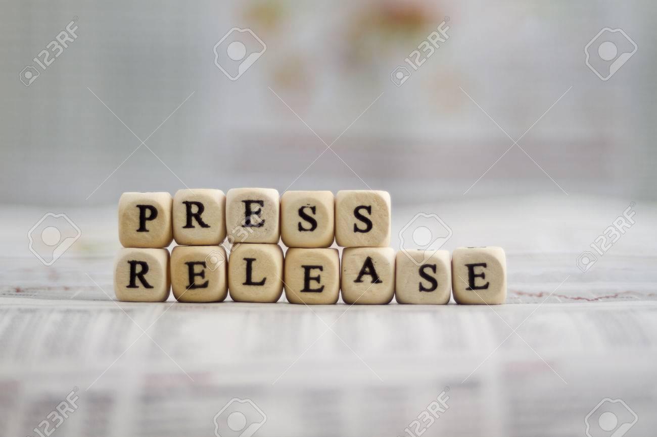 Press release - 30969873