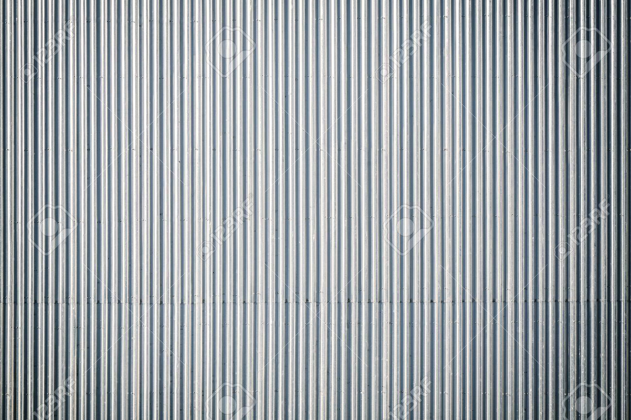 stock photo vintage toned corrugated metal roof picture taken from above industrial background or texture - Metal Roof Texture