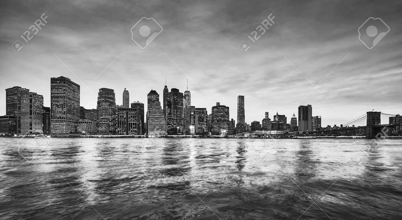 Black And White Panoramic Pictures
