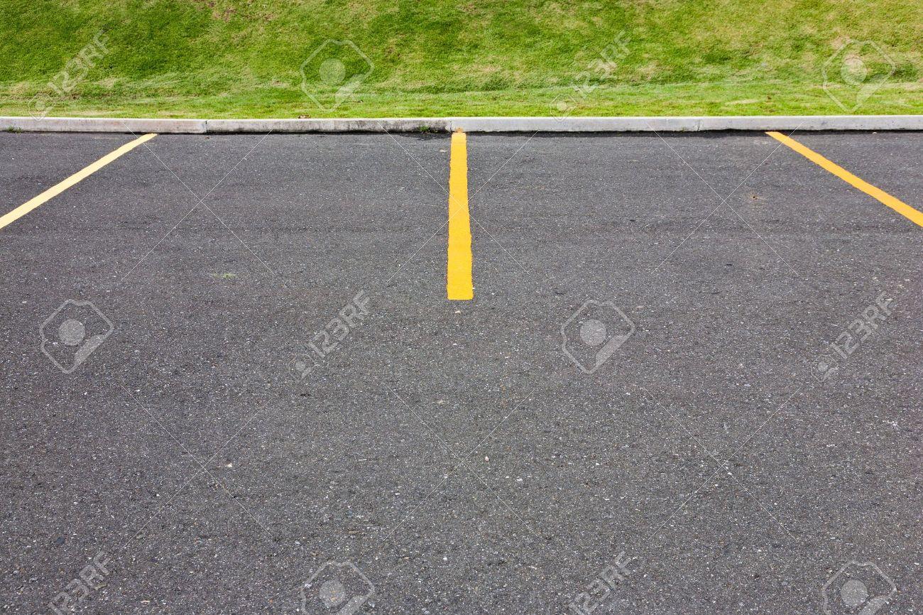 parking lot Stock Photo - 9809346