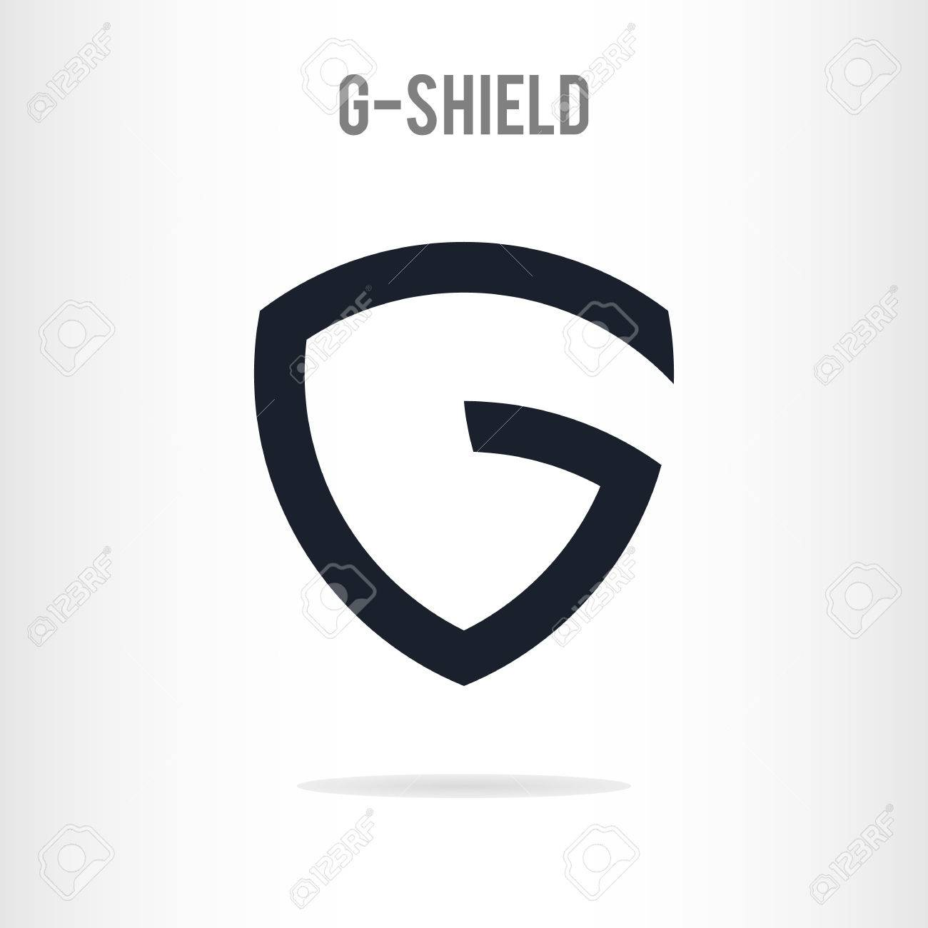 Abstract Letter G Logo Template. The Letter G In The Form Of ...