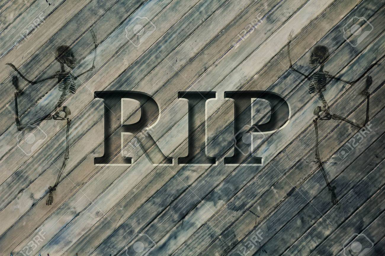 rest in peace letter rest in peace