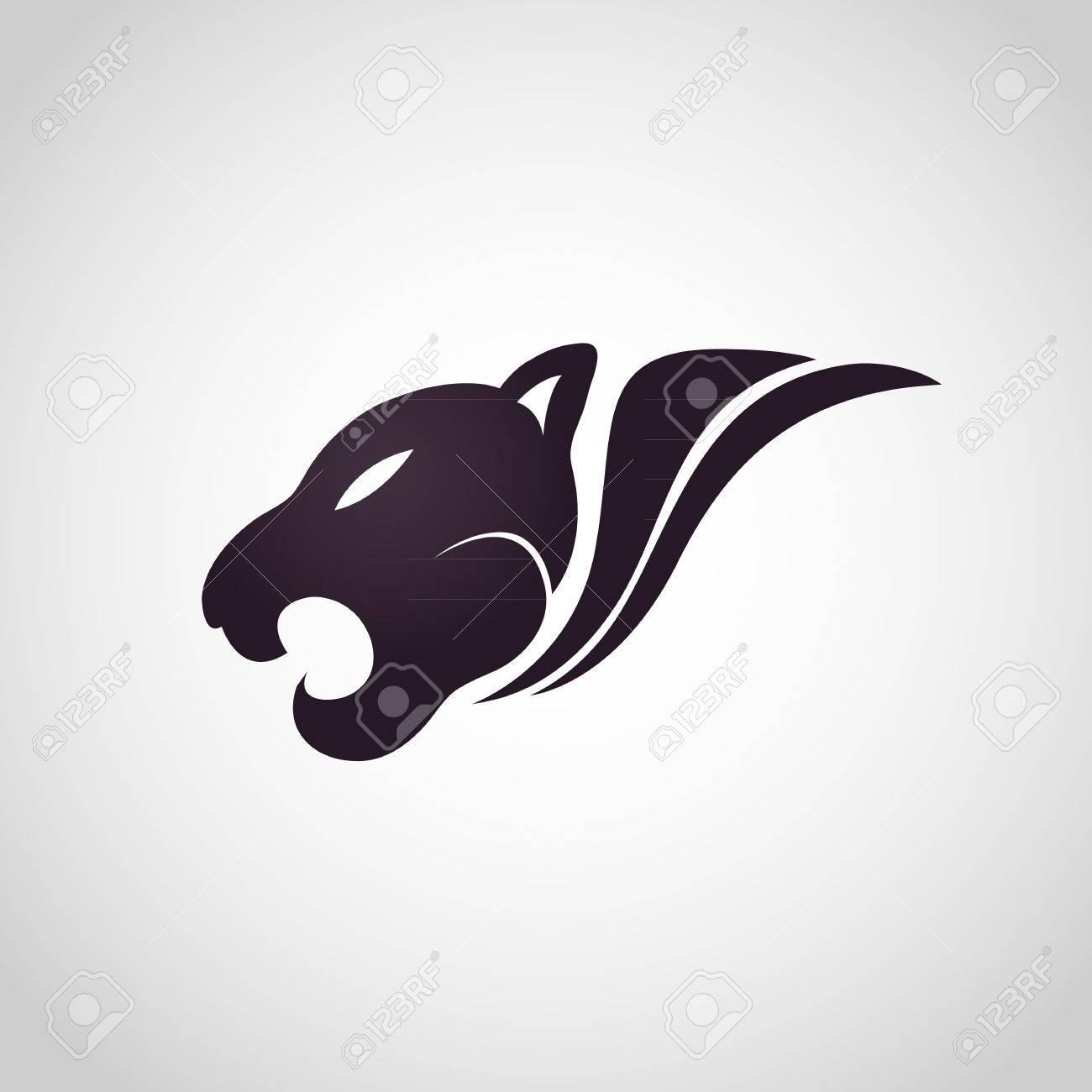 Tiger logo vector - 36105144