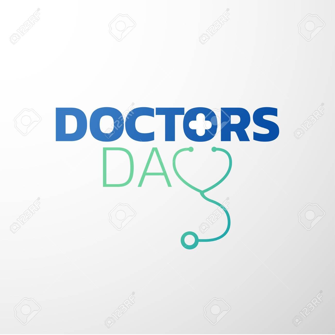 Doctors Day icon design, medical logo. Vector illustration - 96589107
