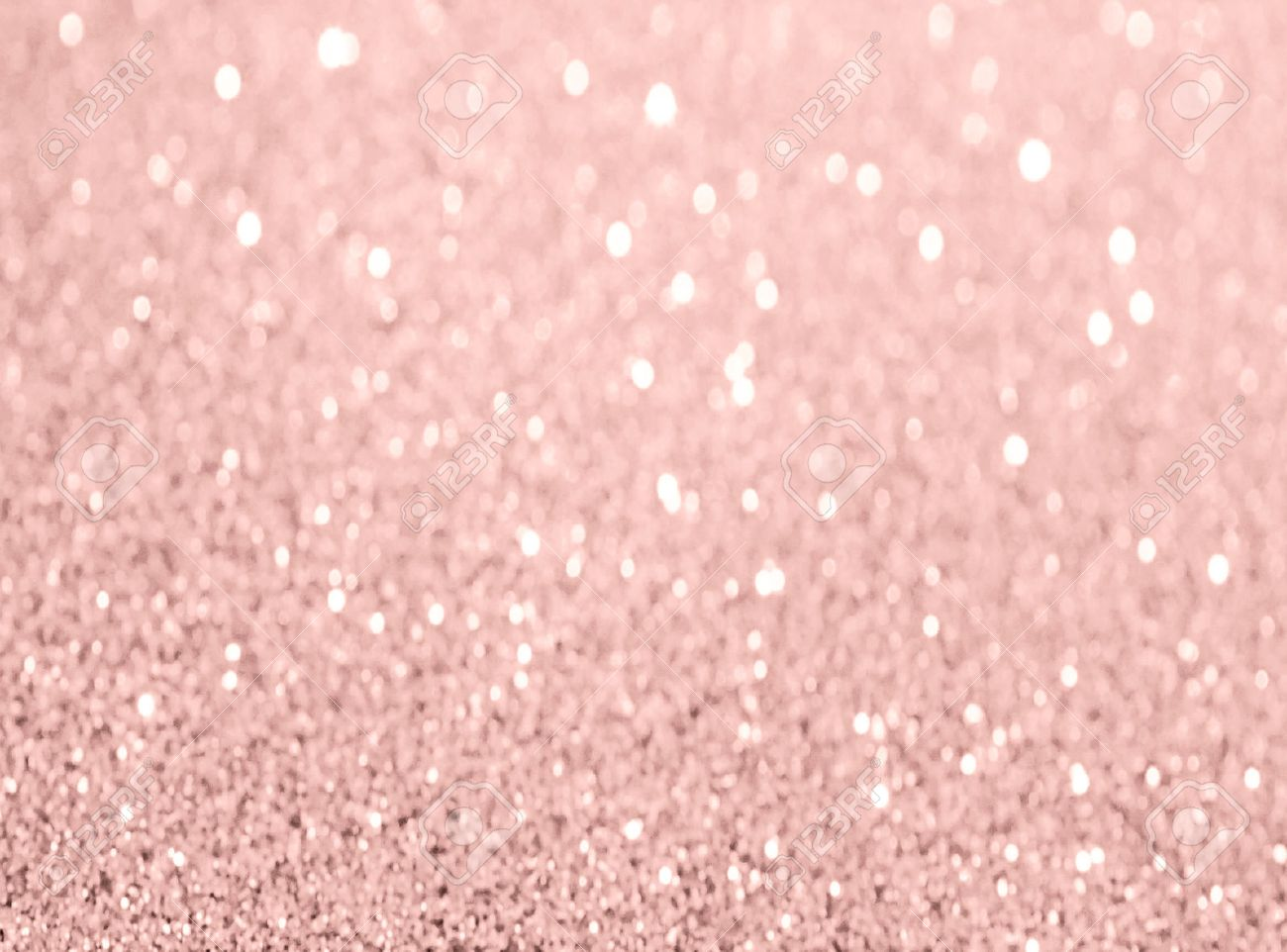 rose gold glitter bokeh texture background stock photo picture and