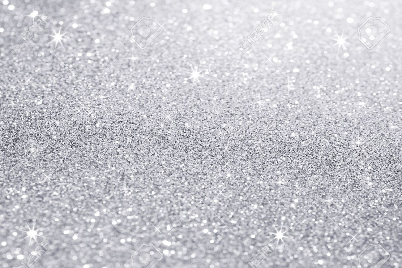 white silver glitter texture christmas abstract background - 59461575