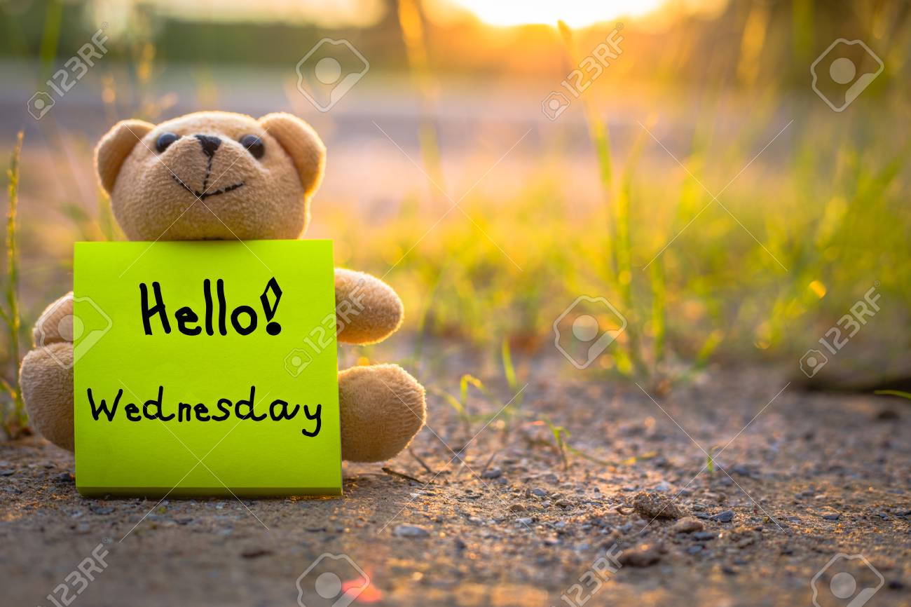 Image result for Hello Wednesday