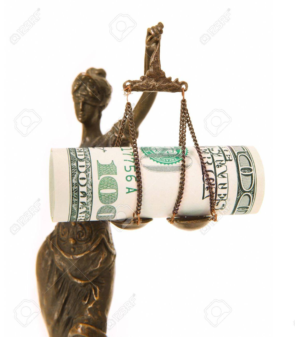 Indian Justice Statue Justice Statue a Picture of