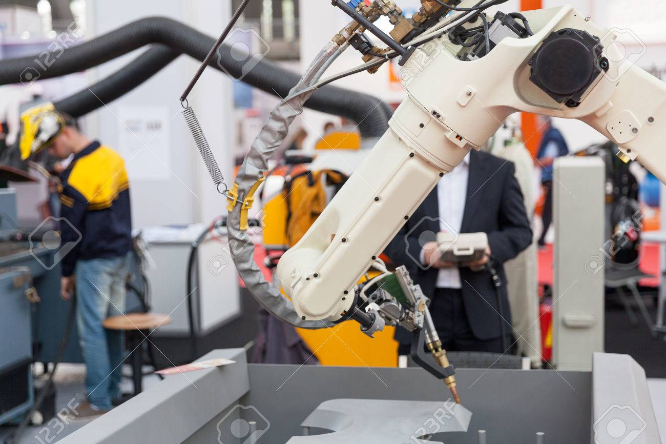 Robot arm - 59198105