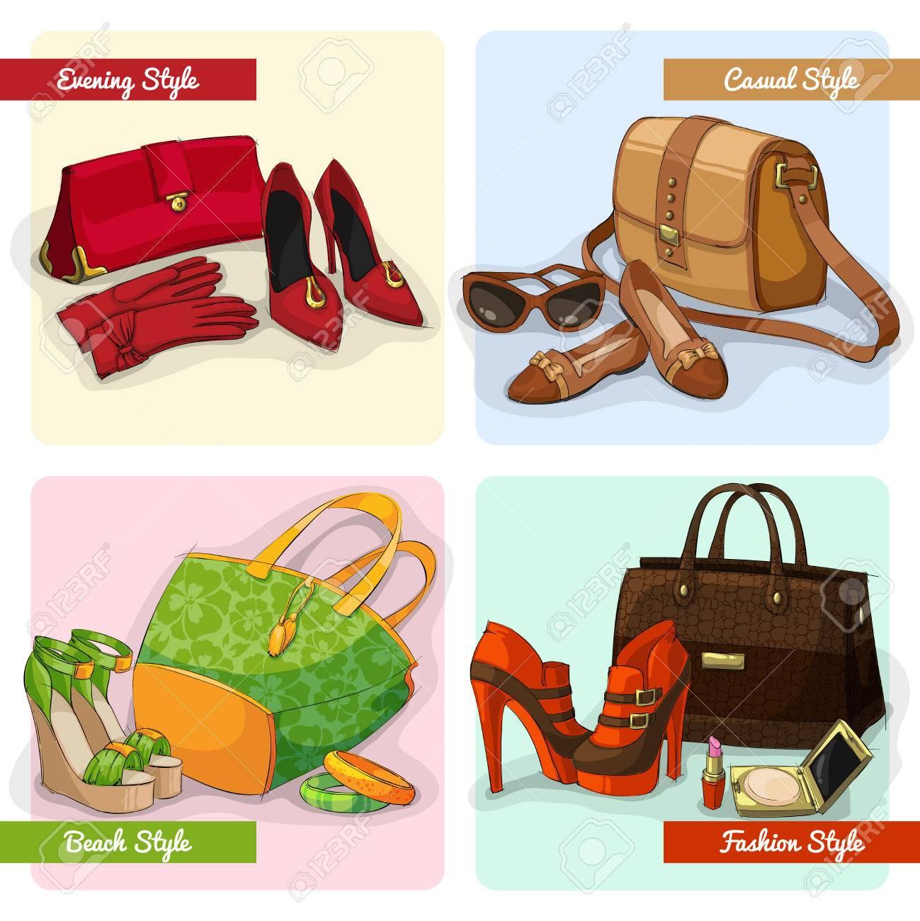 Elegante Taschen & Accessoires