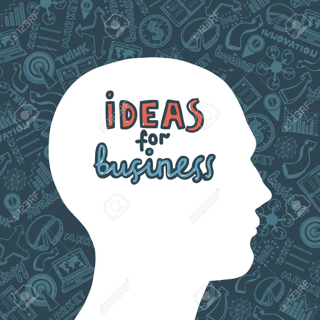 Business Poster Background Ideas