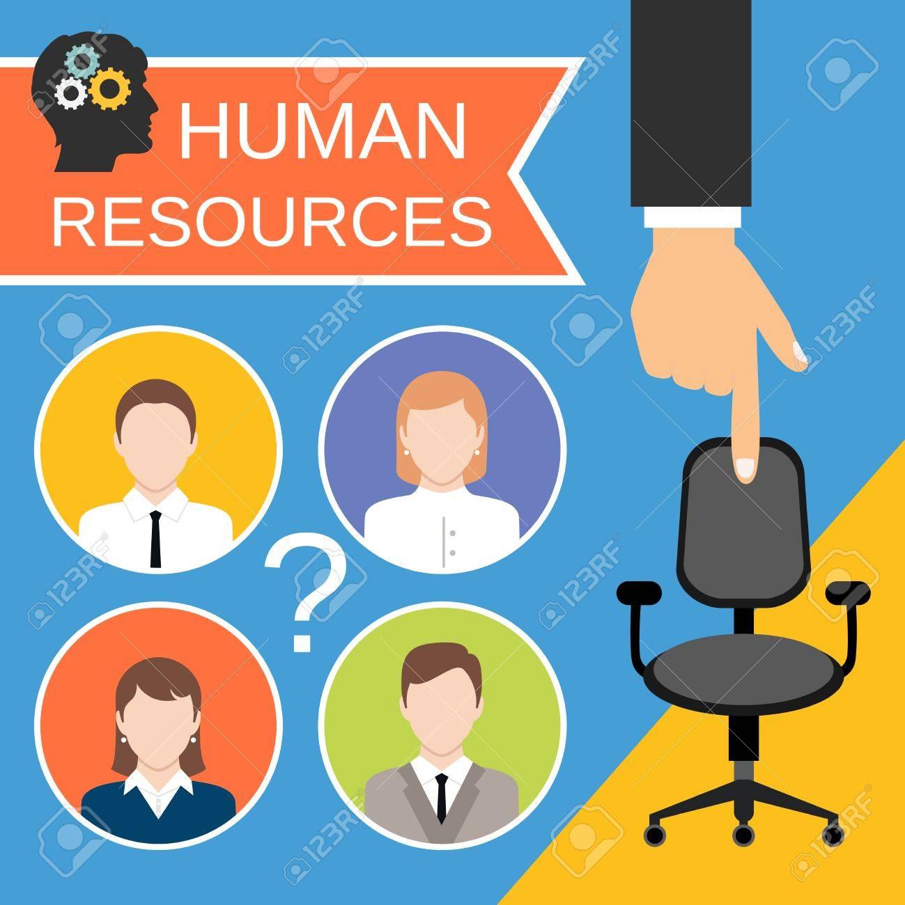 Ressources Humaines Banque DImages Vecteurs Et Illustrations
