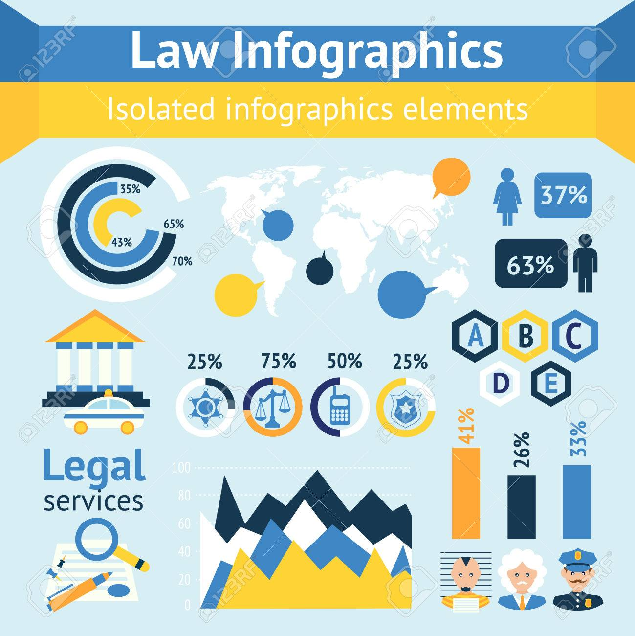 30351558-law-and-justice-business-infogr