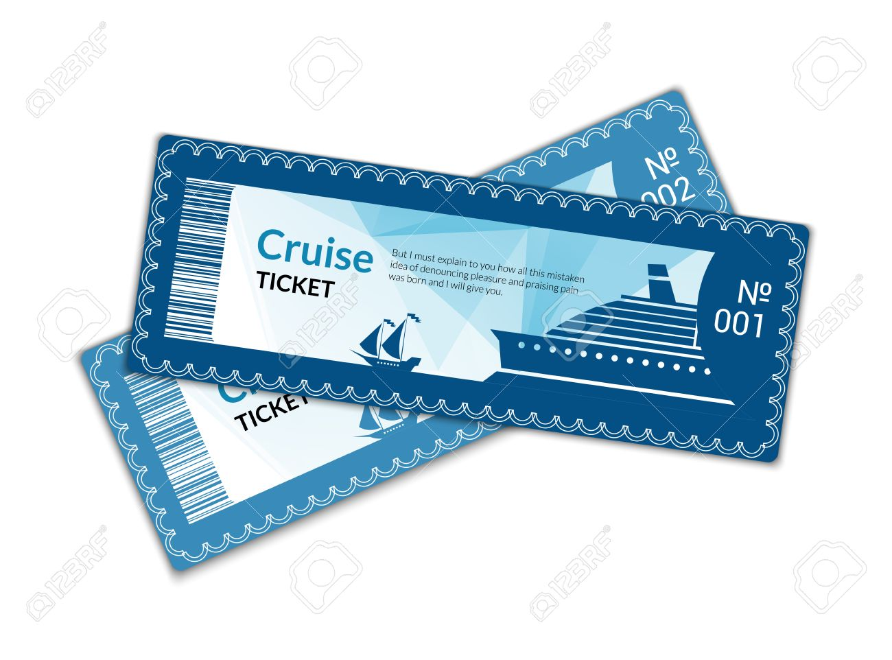 shipping ticket template