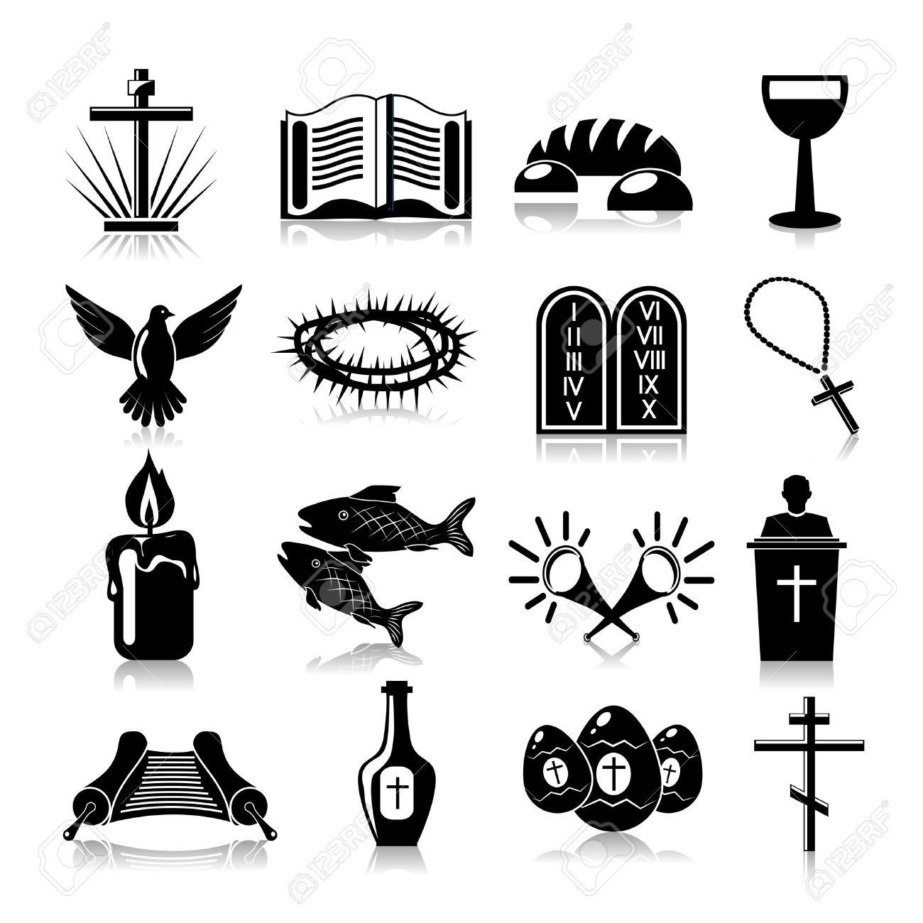 Traditional religious symbols view symbol biocorpaavc