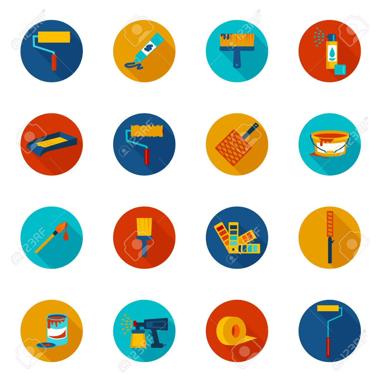 6 366 house painter stock illustrations cliparts and royalty free