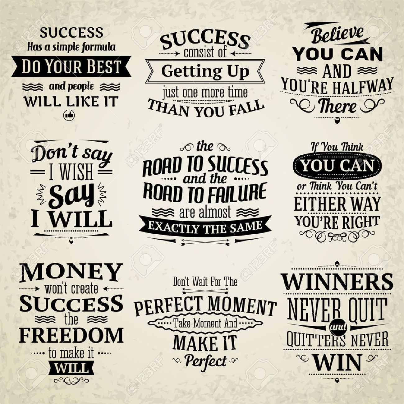 Road To Success Quotes Success Motivational And Inspirational Creative Quotes Emblems
