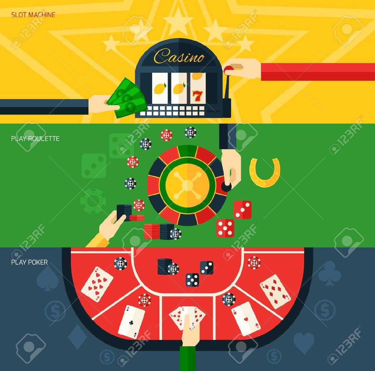 Игровые автоматы видеослоты играть онлайн - Казино