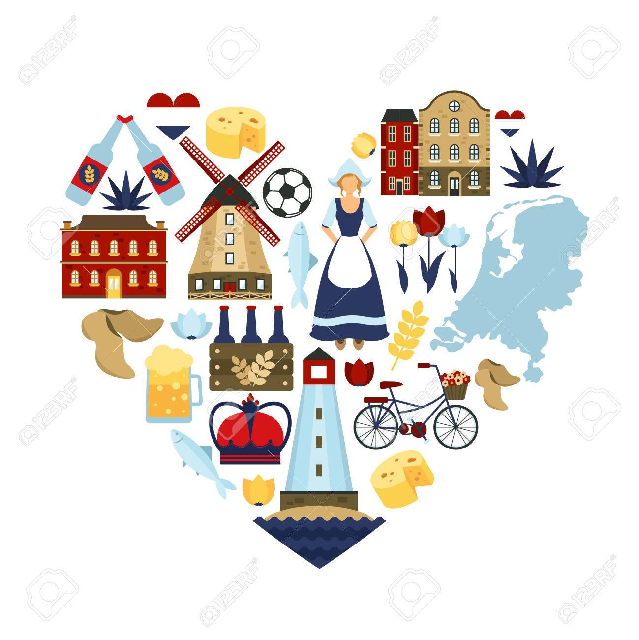 Afbeeldingsresultaat voor Nederland symbool