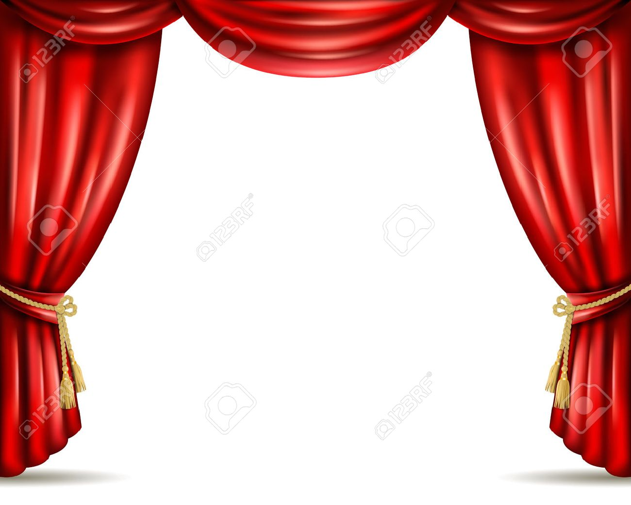 Open theater drapes or stage curtains royalty free stock image image - Theater Drapes Opera House Theater Front Stage Iconic Open Red Curtain Drapery From Heavy Velour