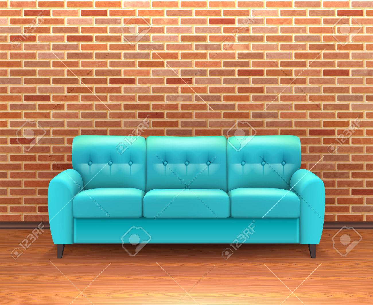 - Modern Interior Brick Wall Home Decoration And Design Ideas With