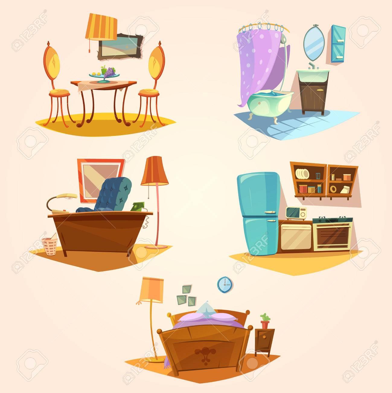 Muebles De Epoca Consola Blanca Vintage Pars Muebles De Epoca  # Muebles Dibujos Animados