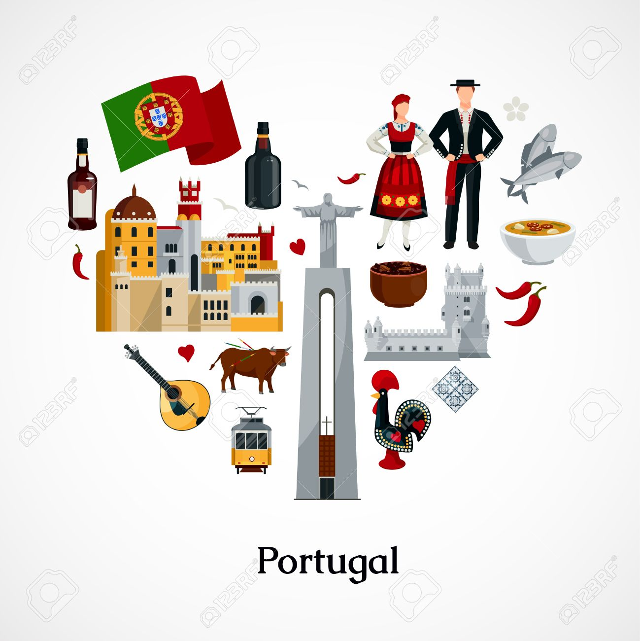 Portugal National Symbols