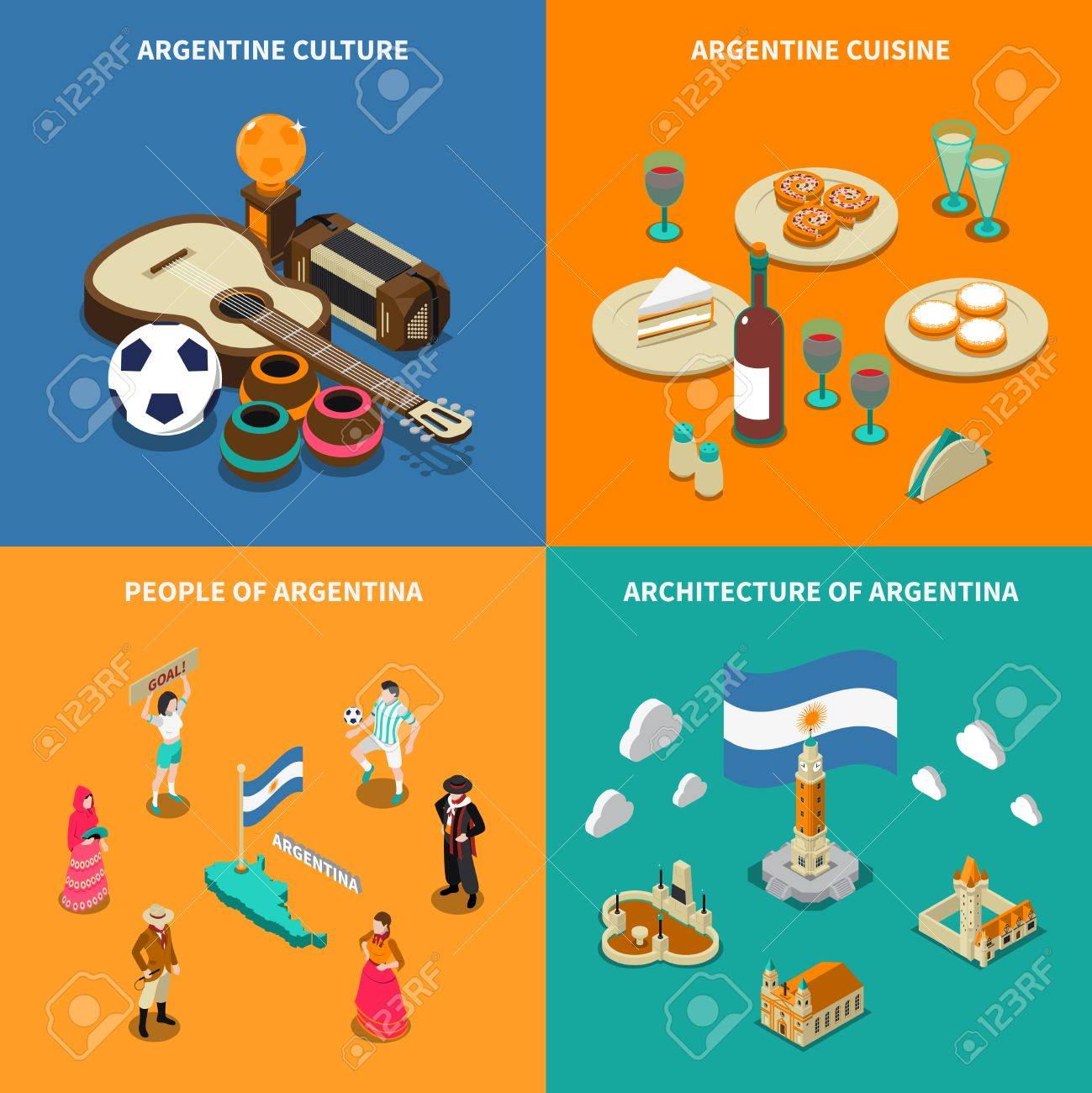 Argentina Culture Traditions And National Cuisine Dishes For - Argentina traditions