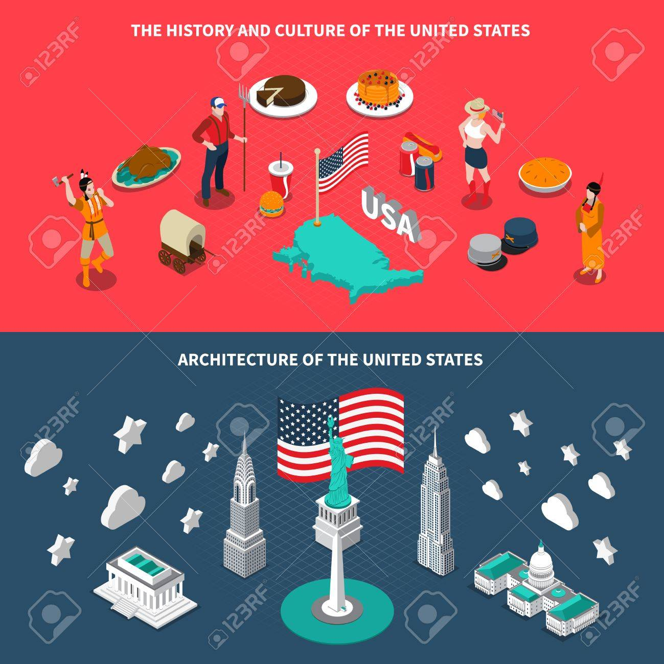 Usa Landmarks Historical Sites Culture Traditions And Cuisine