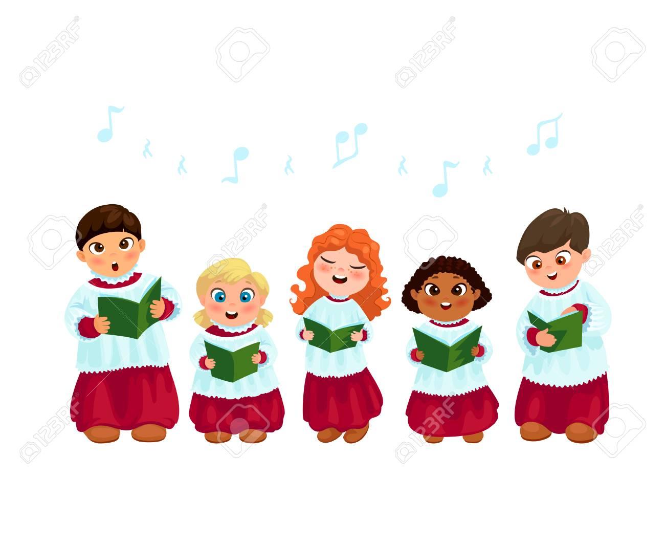 Weihnachten Kinder.Stock Photo