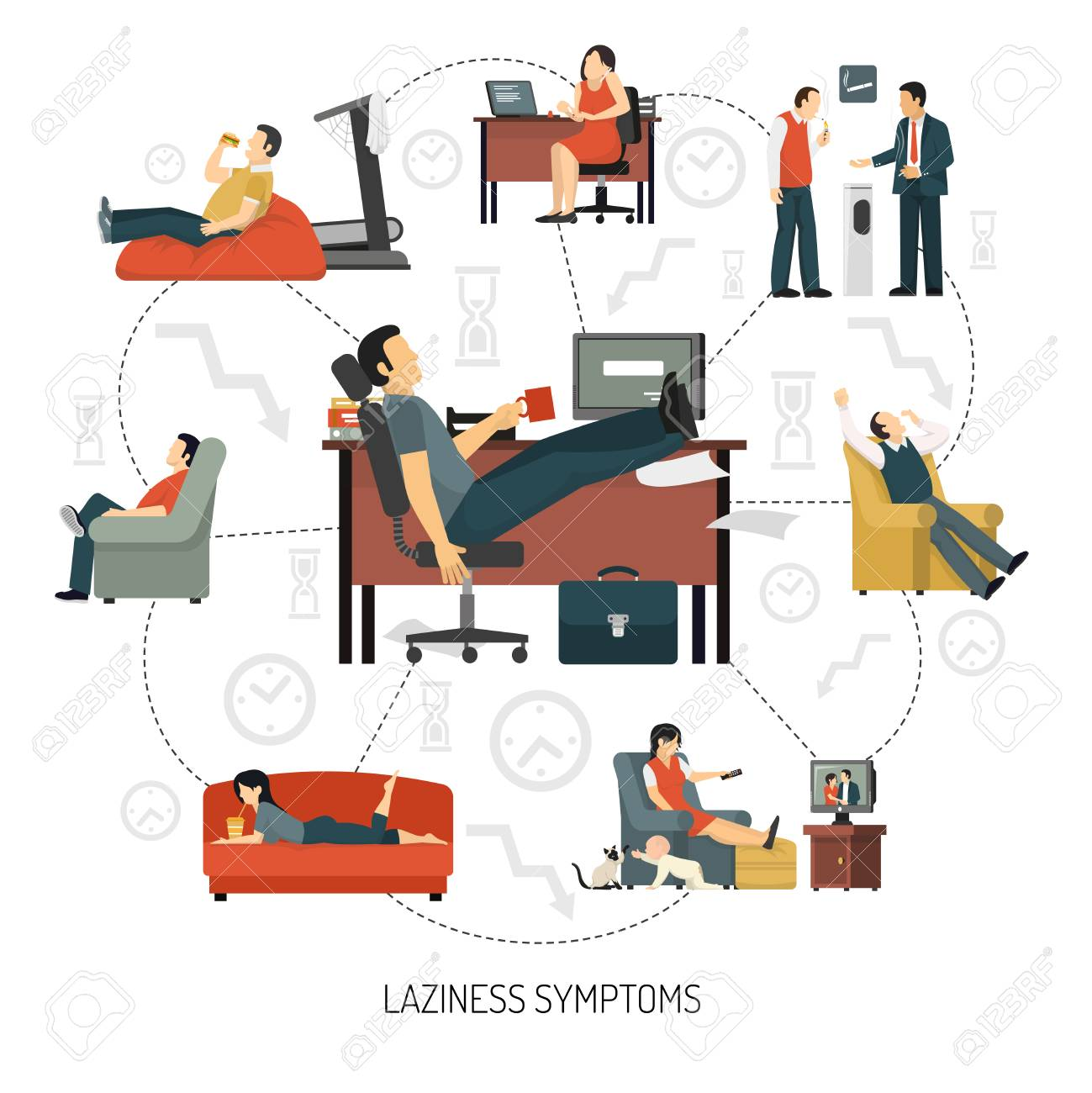 technology and laziness