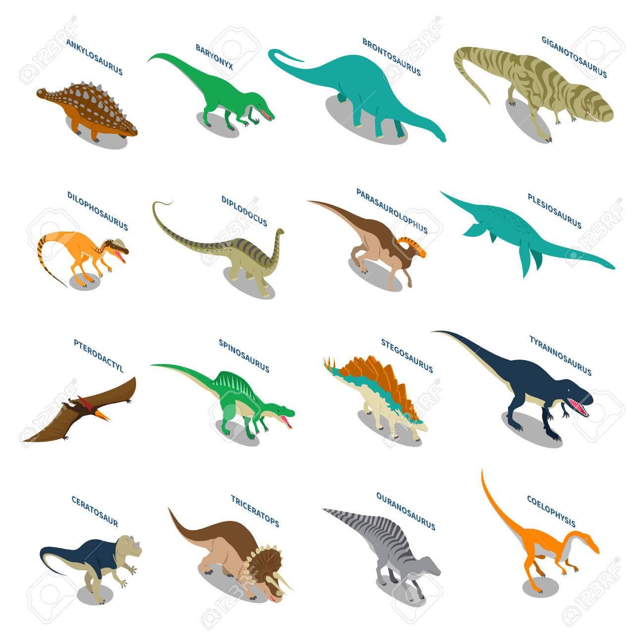 Los dinosaurios carnivoros y herbivoros
