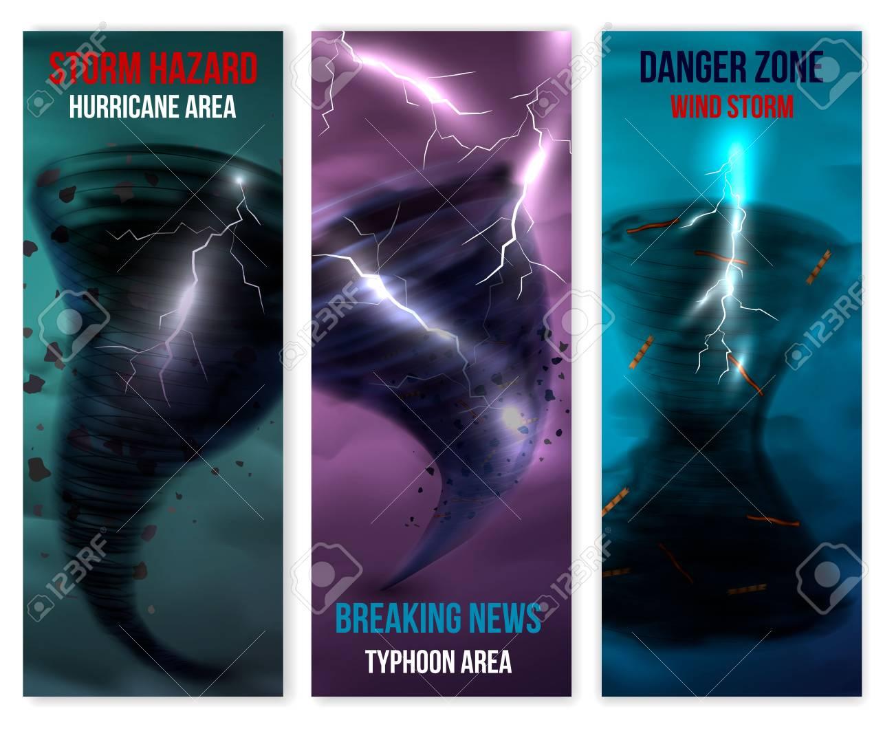 Tornado Banners Ocean Banners