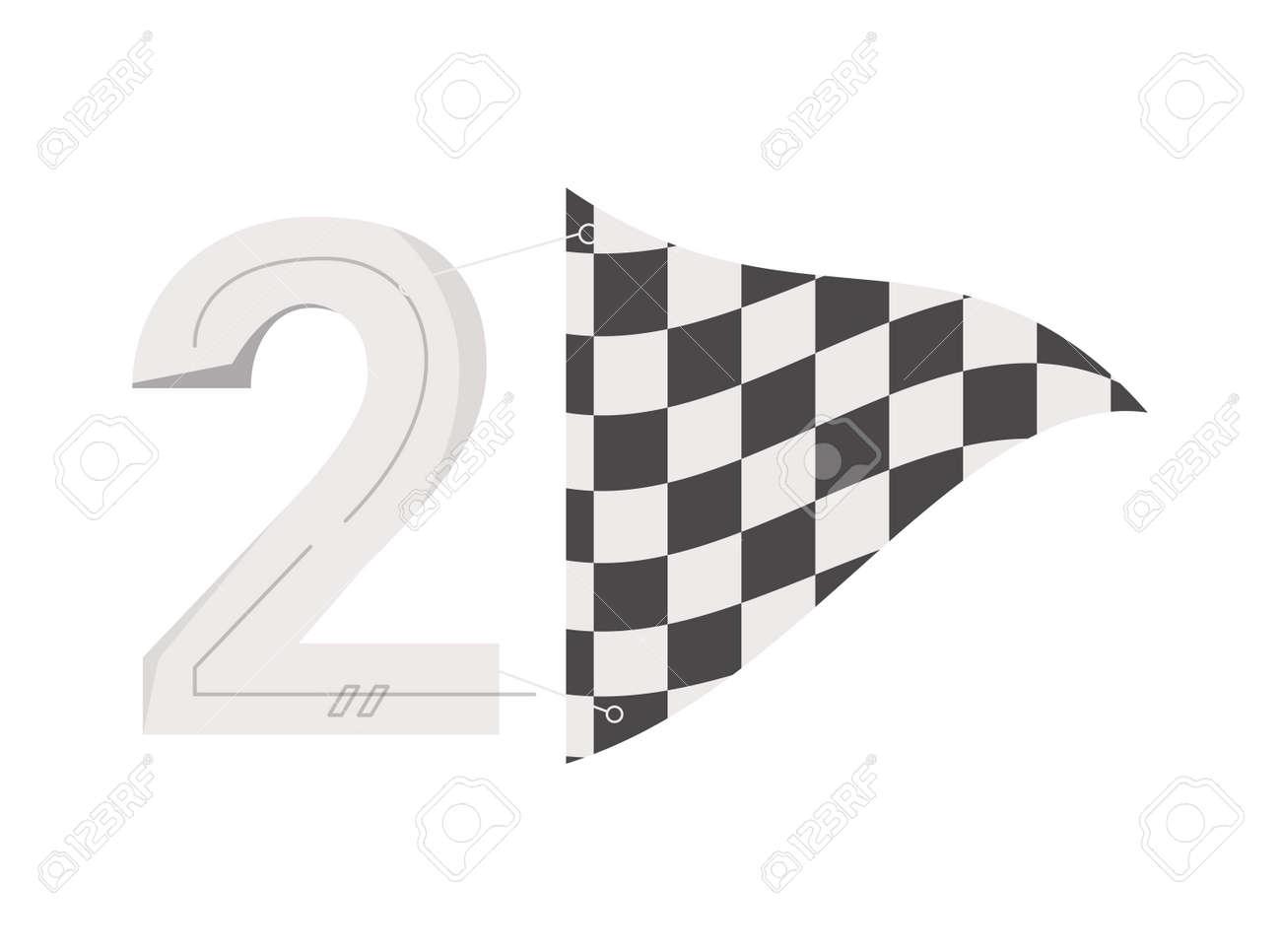 Racing Flat Icon - 171721586