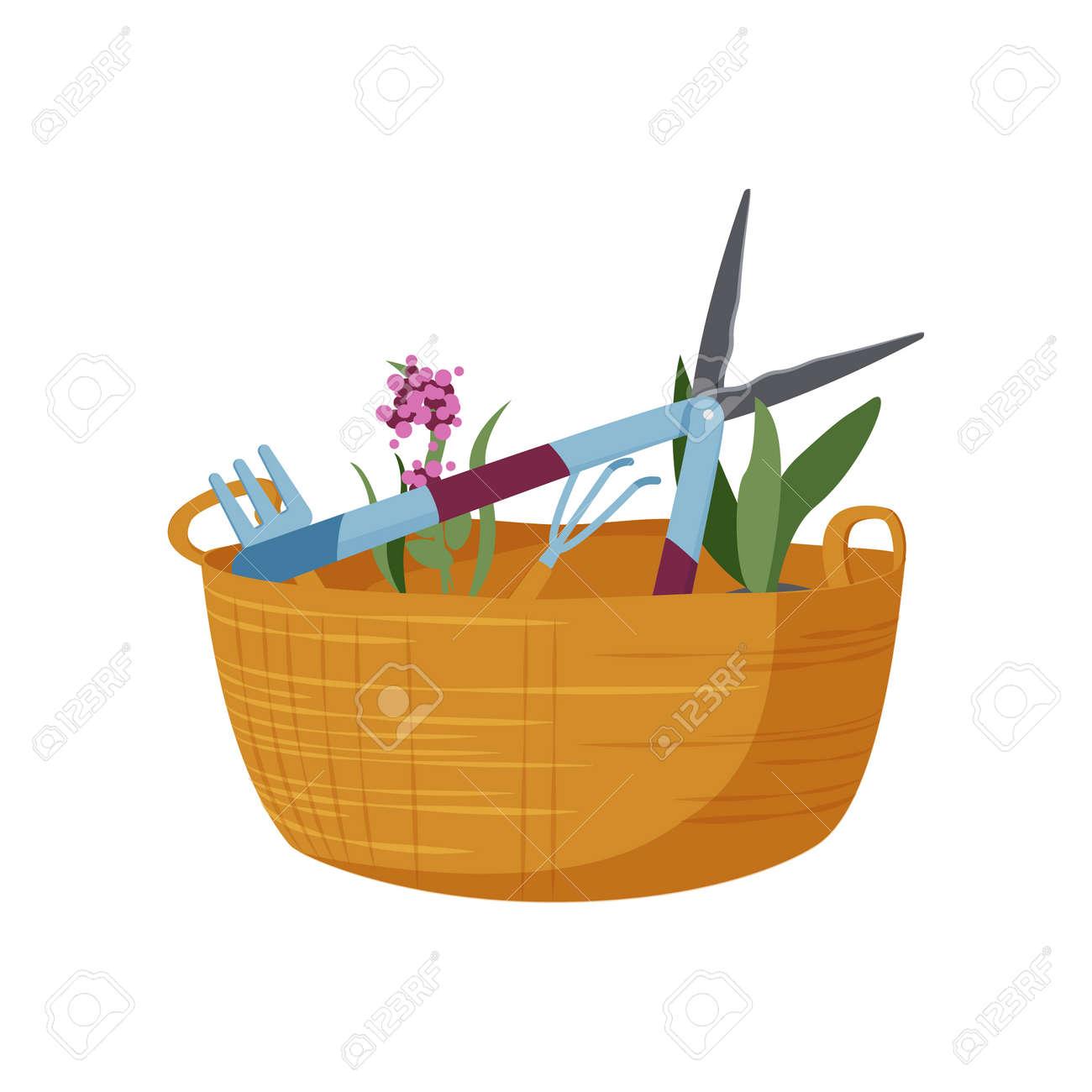 Gardening Tools Icon - 171558590