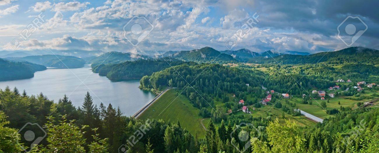 High Tatras Mountains In Slovakia Stock Photo - 9589703