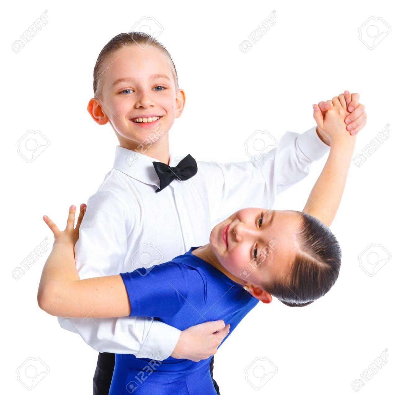 Young ballroom dancers Stock Photo - 13679824