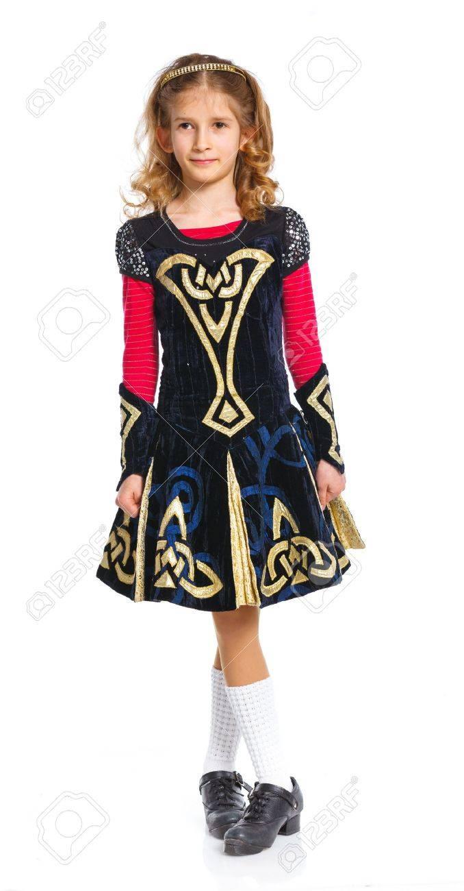 Irish Dancer Stock Photo - 14023230
