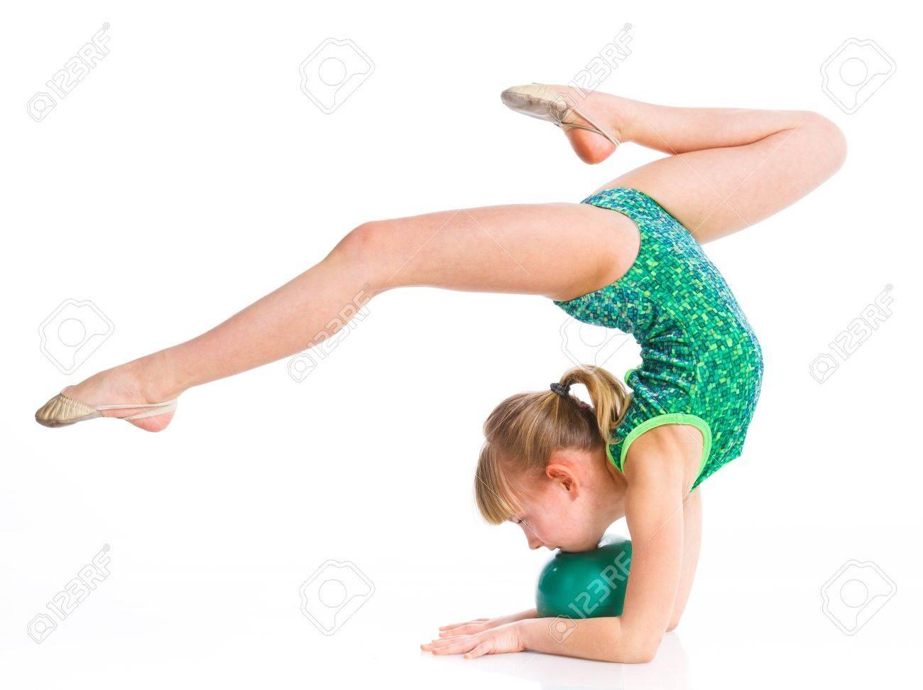 Русские маленькие гимнастки 24 фотография