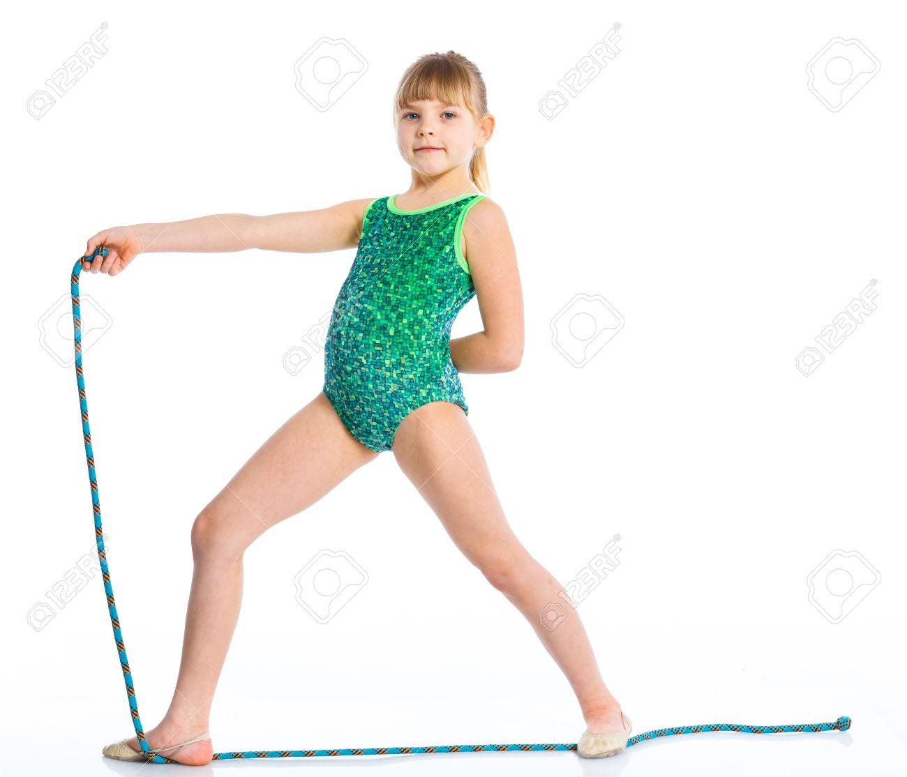Русские маленькие гимнастки 10 фотография