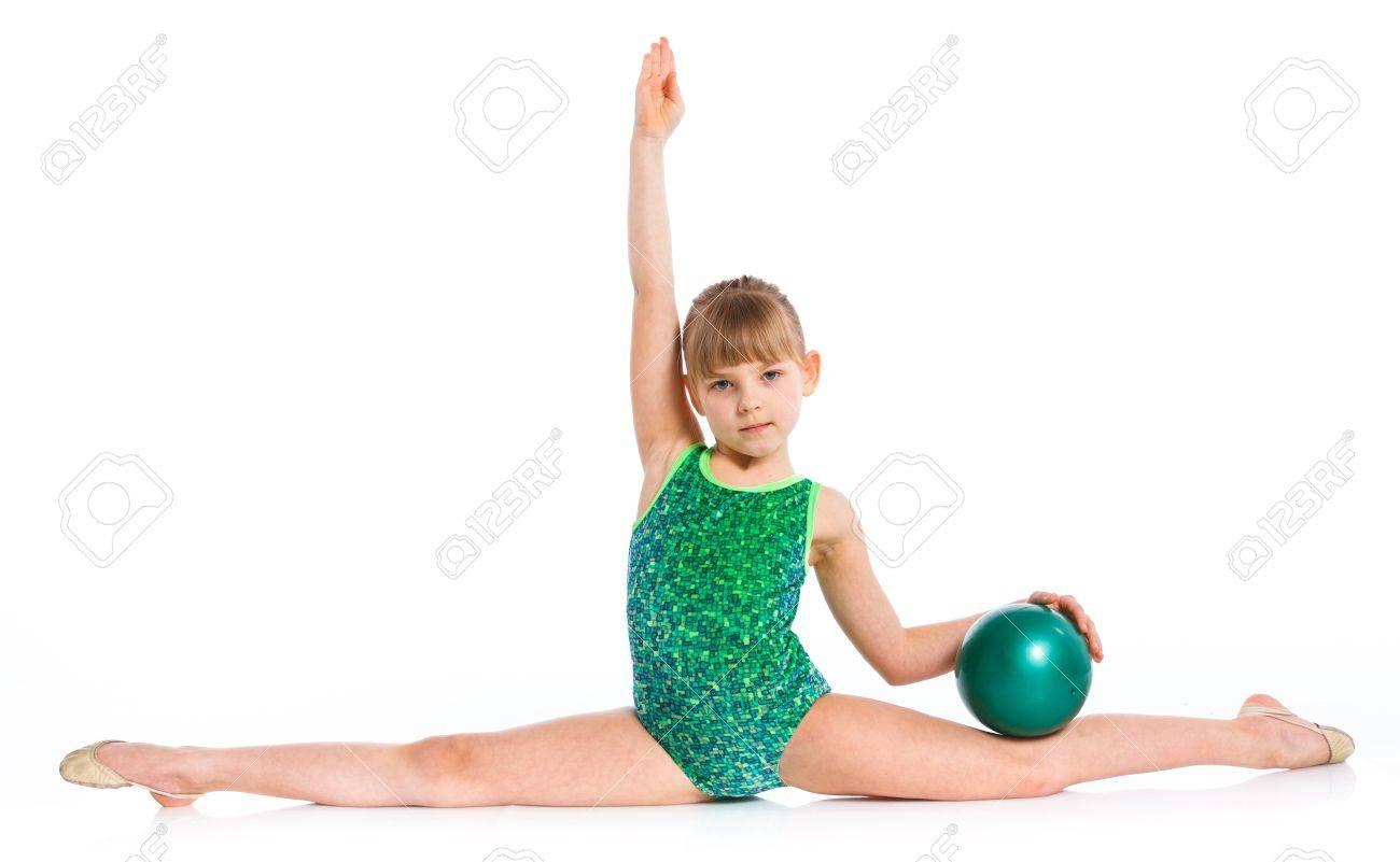 Русские маленькие гимнастки 13 фотография