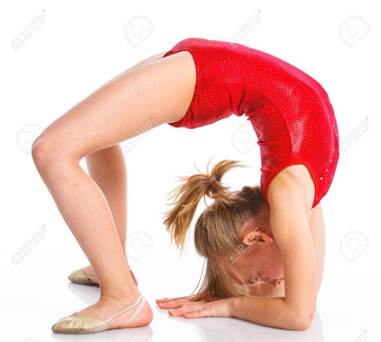 Русские маленькие гимнастки 23 фотография