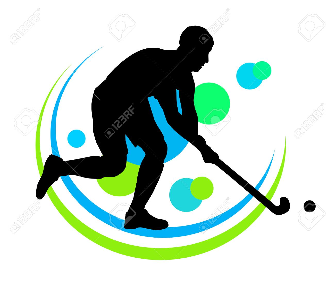 1,107 Field Hockey Stick Cliparts, Stock Vector And Royalty Free ...