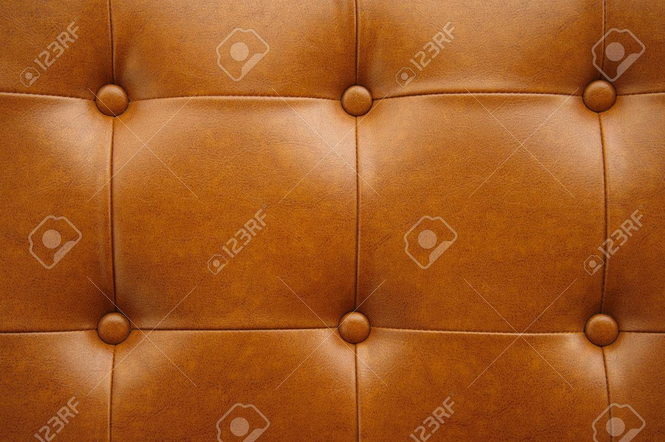 Brown Seamless Leather Sofa Texture Pattern Background Stock Photo 68427637