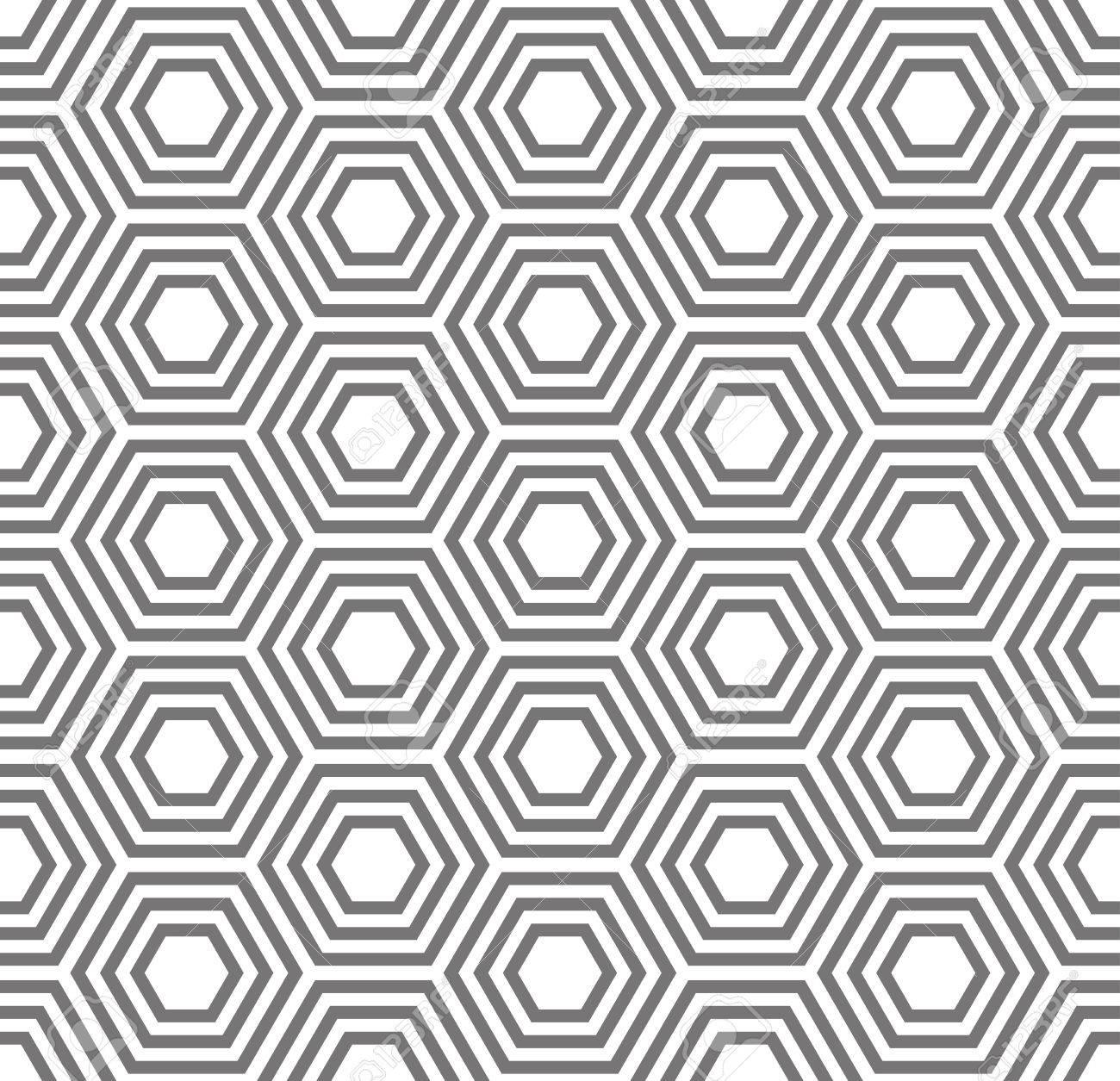 Patrón Transparente Geométrica. Caparazón De Tortuga, El Patrón De ...